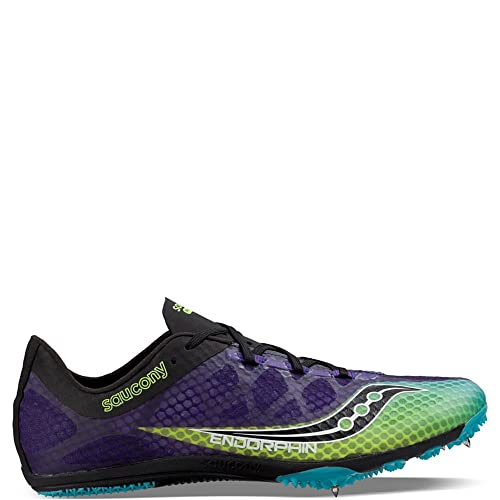 5ddeb5a4 Saucony Men's Endorphin Track Spike Racing Shoe