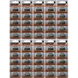 Powertron 23A A23 12V Alkaline Battery (50 Pack)