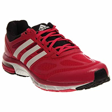 4d362a3e9834d adidas Running Women s Supernova Sequence 6 W Bahia Pink Running  White Black 6.5 B