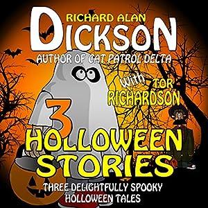 3 Halloween Stories Audiobook