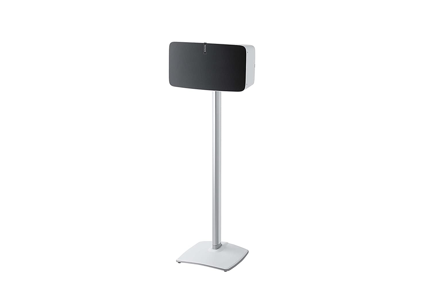 Sanus Wireless Speaker Stand for SONOS PLAY:5 - White WSS51-W2