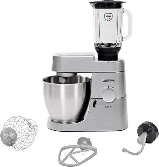 Kenwood Electronics Chef XL KVL4125S - Robot de cocina (6,7 L ...