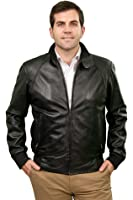 Lewis Mens Leather Jacket