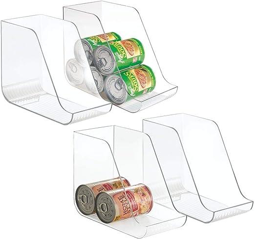 mDesign - Cubo organizador de almacenamiento grande para ...