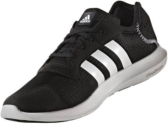 Eh novia Eh  Amazon.com   adidas - Element Athletic Refresh - BA7911 - Color: Black -  Size: 10   Running
