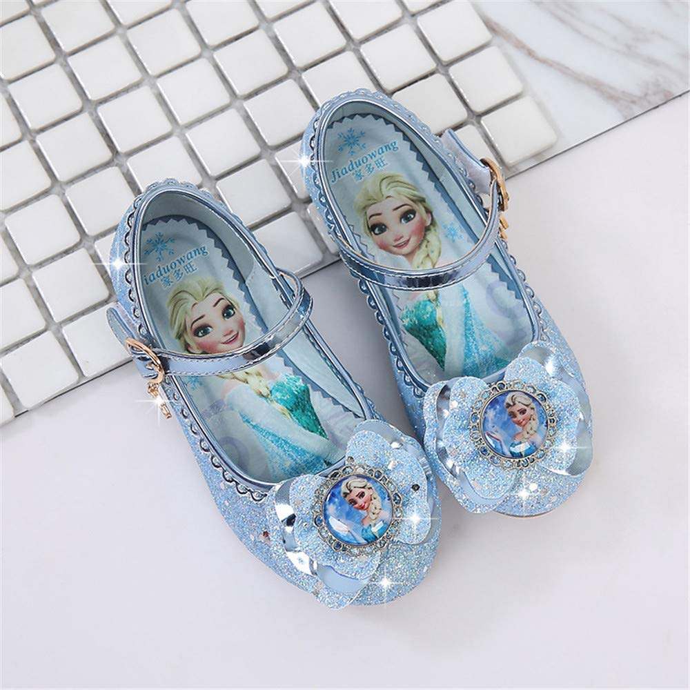 FORTUN Girl Mary Jane Shoes Princess Shoes Flat Shoes Dress Shoes Loafers