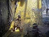 Home Comforts LAMINATED POSTER Wet Splash Child Waterslide Children Water Slide Poster