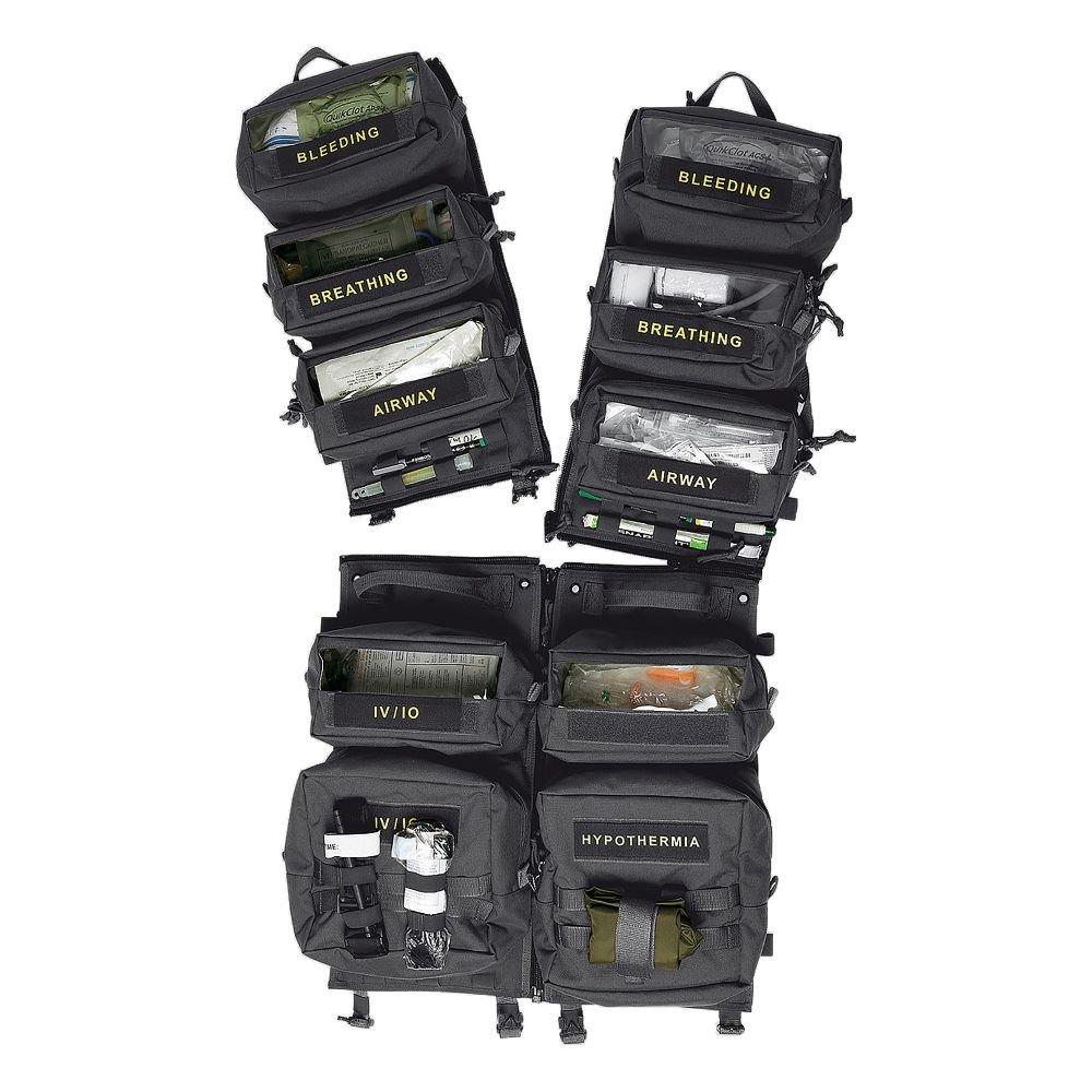 TT Tasche Medic Transporter schwarz