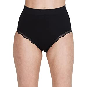 2acb4d848df4 ... Stretch Boxer Shorts S M L XL XXL Plus Size. $2.50 · Love My Fashions  Women's Seamless High Waisted French Lace Trim Knickers Medium/Large Black