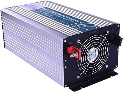 3000 W Solar Power Inverter pure sine wave DC12V//24V//48V à AC120V//220V OFF GRID