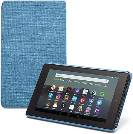 Image ofFunda para tablet Fire 7 (compatible con la 9.ª generación - modelo de 2019), añil