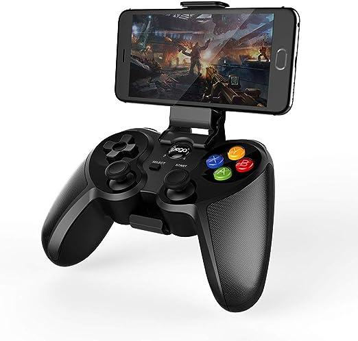 Xianxian88 Gamepad Bluetooth Mando de Control inalámbrico Joystick ...