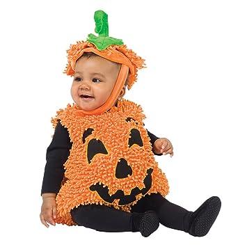 Amazon.com: Bebé/niños calabaza de Halloween disfraz de ...