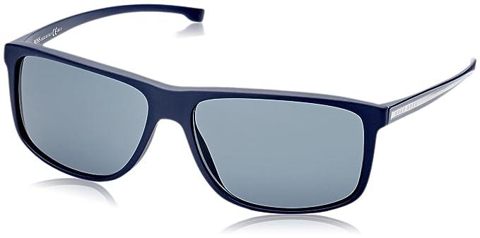 BOSS Hugo 0875/S 9A 05X, Gafas de sol Unisex-Adulto, Azul ...