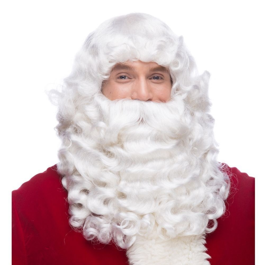Santa Wig & Beard Set West Bay