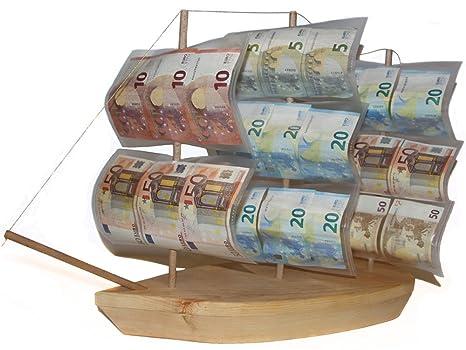 Geschenkidee schiff basteln