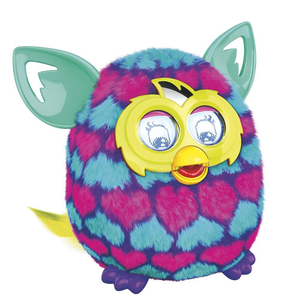 Furby Pink Blue Hearts Plush dp BCYFFPHM
