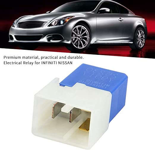 Beennex Electrical Relay 25230?79917 2523079917 Fits for N-i-s-s-a-n Infiniti G37
