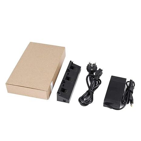 Detectoy Balance Cargador Placa, 3 Tomas Paralelo Multi-batería ...