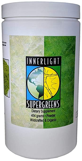 InnerLight SuperGreens - By Dr Robert Young - Original Super Greens Product - 49 Grasses,