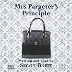 Mrs Pargeter's Principle   Simon Brett