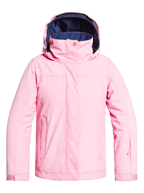 Rose - Prism rose 8 S Roxy Jetty - Veste de Snow pour Fille 8-16 Ans ERGTJ03083