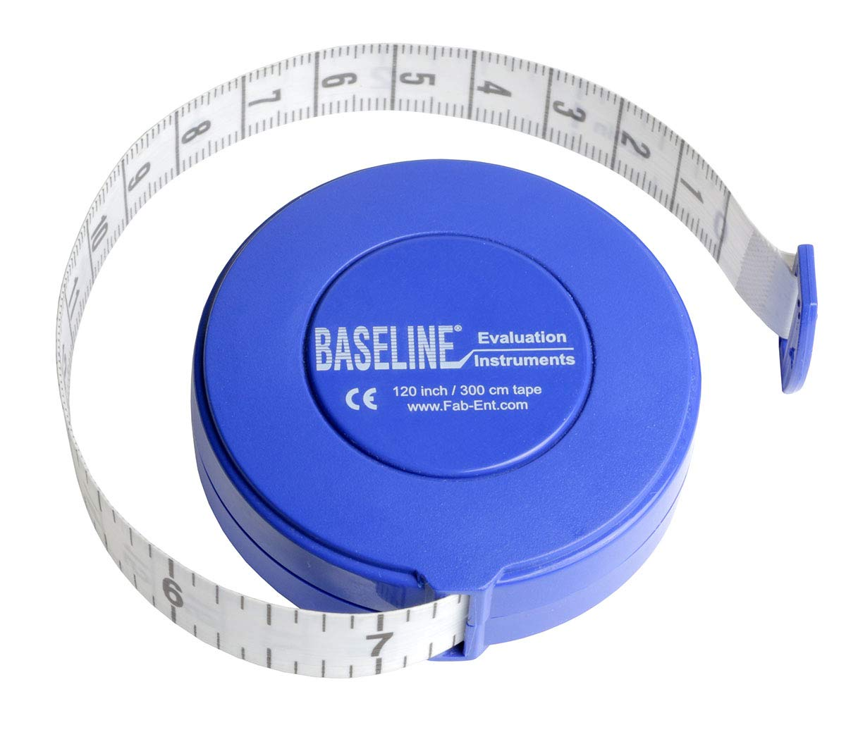 Baseline 12-1203 Baseline Measurement Tape with Gulick Attachment 72