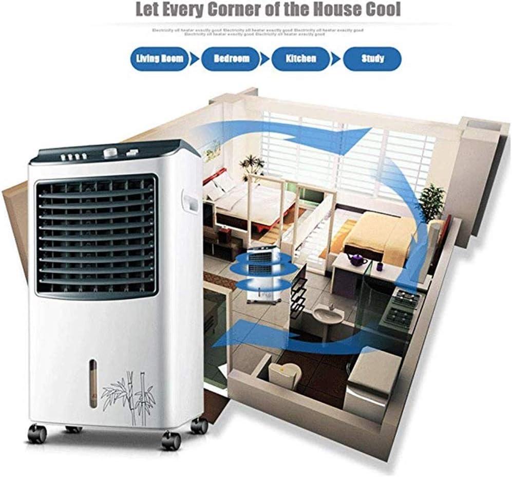 WTTL Air cooler Enfriador De Aire PortáTil 4 En 1, Acondicionador ...