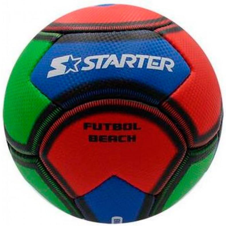 Starter 97053.757 Balón Futbol Playa, Blanco, S: Amazon.es ...