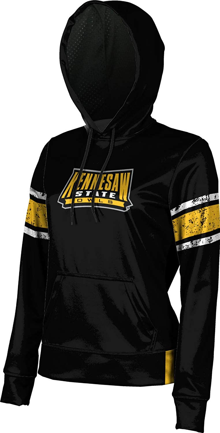 School Spirit Sweatshirt ProSphere Kennesaw State University Girls Pullover Hoodie End Zone