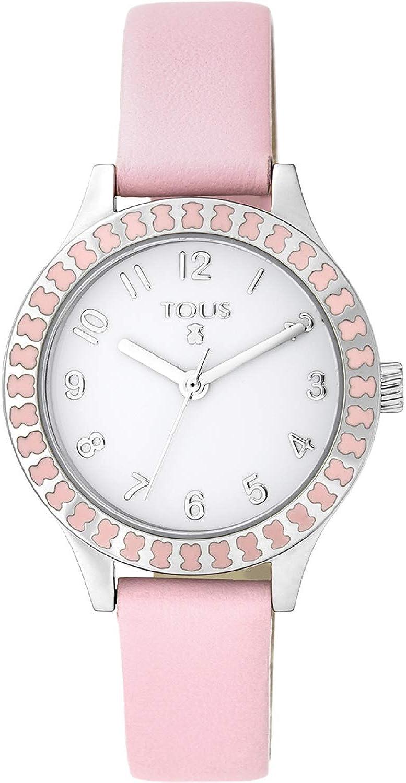 Tous Reloj - Straight Kids SS ESF BCA Correa Rosa - Ref 000351425