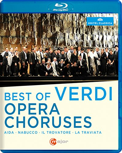 Best of Verdi Opera Choruses (Blu-ray)