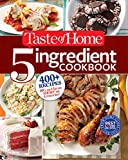 img - for Taste of Home 5-Ingredient Cookbook: 400+ Recipes Big on Flavor, Short on Groceries! book / textbook / text book