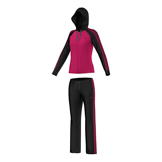 amazing selection release info on great prices adidas Damen Trainingsanzug Young Knit