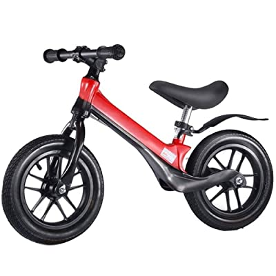 CHENNAO Balance Bike for 2-6 Years Old Boys Girls, Official Licensed Balance Bike Training Bicycle, Cool No Pedal Walking Balance Bike for Kids and Toddlers: Home & Kitchen