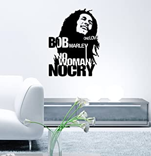 Buy Bob Marley Wall Sticker Decal Online At Low Prices In India