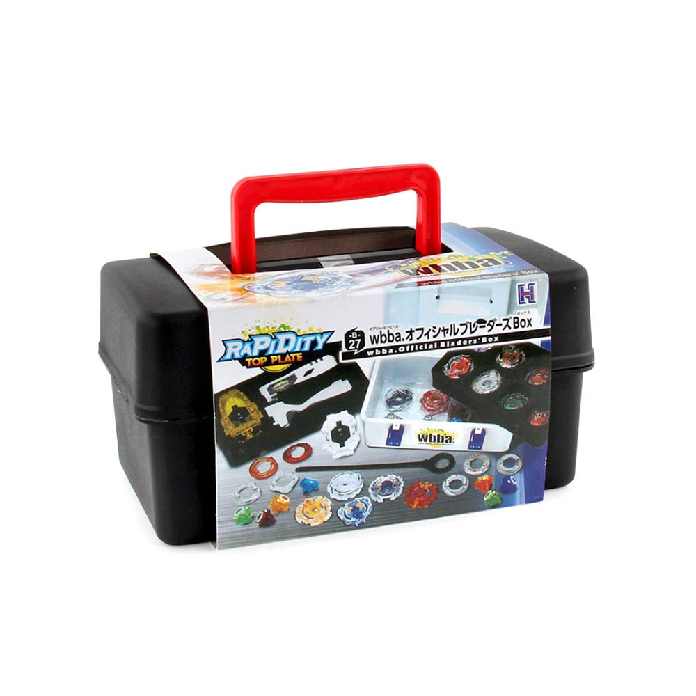 Portable Waterproof Box 8 In 1 Carrying Case Box For Burst Beyblade Spinning Top