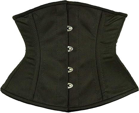 4ac45983d8 Amazon.com  Orchard Corset CS-411 Cotton Corset  Clothing