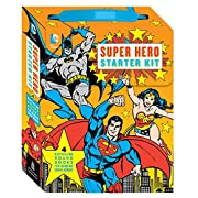 DC Super Hero Starter Kit (DC Super Heroes)