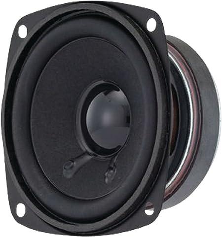 Visaton VS-FRS8/8 - Altavoces (1.0 Canales, 30 W, 100 – 20000 Hz, 8 Ω, Negro)