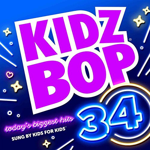 Price comparison product image KIDZ BOP 34