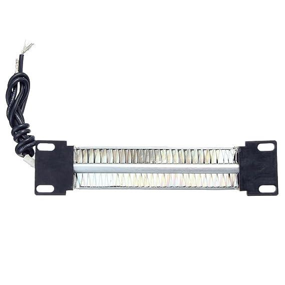 Calentadores - SODIAL(R) 12V AC / DC 200W Calentador elemento de calefaccion PTC termostatico ceramico electrico seguro: Amazon.es: Bricolaje y herramientas