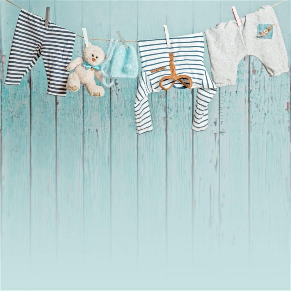Baby Shower Zoom Background Free