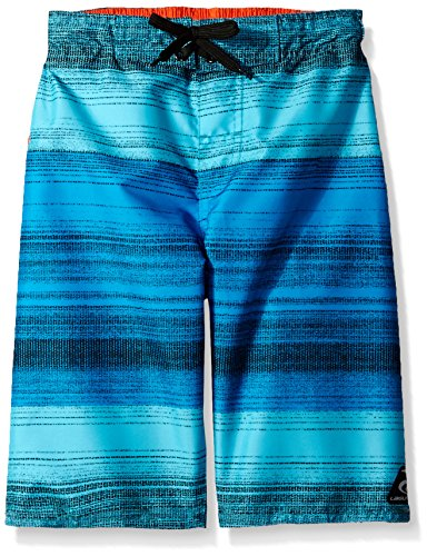 Laguna Big Boys' Lag B Santa Cruz Eboard, Blue, 14/16 (Swimwear Bathing Suits Boys)