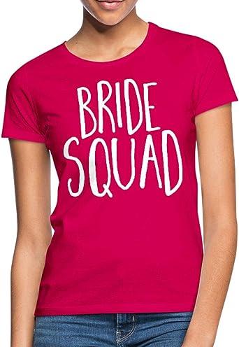 Unicorn Bride Great For Hen Parties Wedding Present Funny Ladies T-Shirt