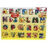 Caillou Alphabet Wood Puzzle - English