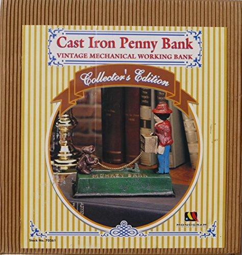 acrobat-cast-iron-penny-bank-collectors-edition