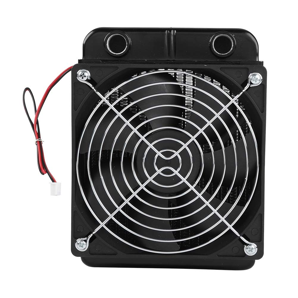 fosa CPU Radiator Fan DC12V CPU Water Cooling Radiator G1...