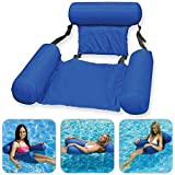 Inflatable Pool Chair Floats Inflatable Lounger Armchair Swimming Pool Beach Chair Pool Seat for Adult Children Summer…