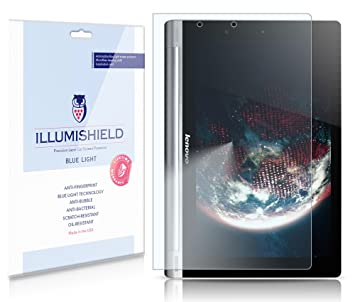 iLLumiShield - Lenovo Yoga Tablet 10 HD + (HD) luz azul ...